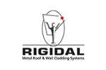Rigidal company logo